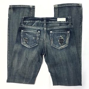 Daytrip Size 27x35 Virgo Bootcut Jeans Extra Long